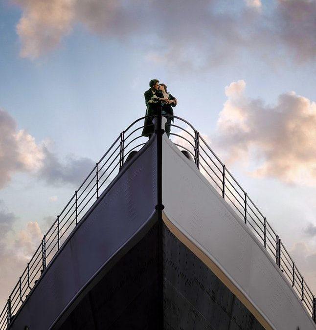 La tienda vintage del Titanic en Barcelona