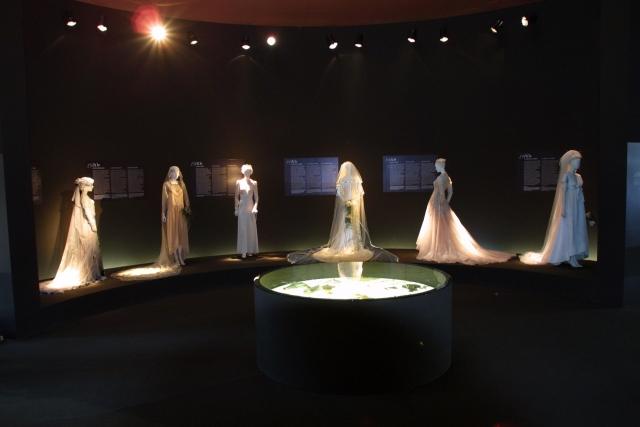 Un siglo de moda nupcial