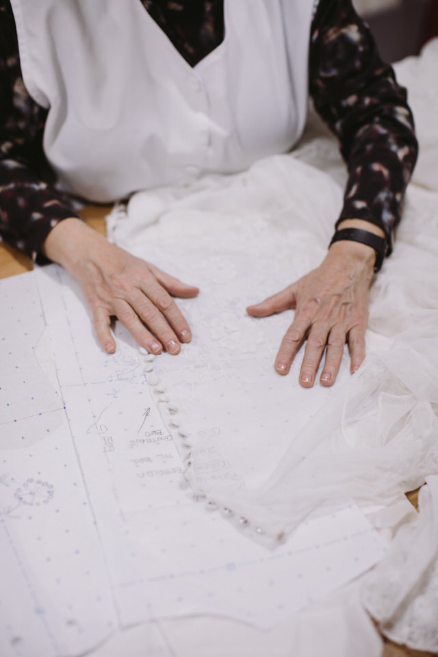 modista vestidos de novia a medida LArca