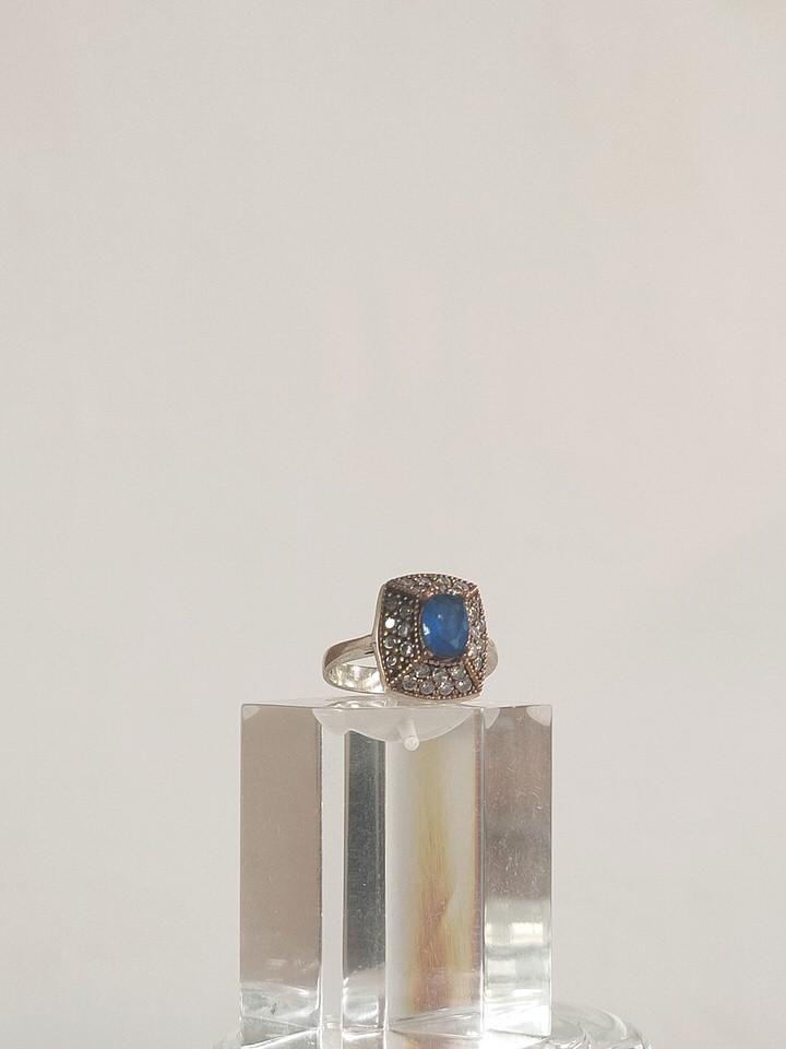 anillo-otomano-azul-cuadrado-1-DOROTEA