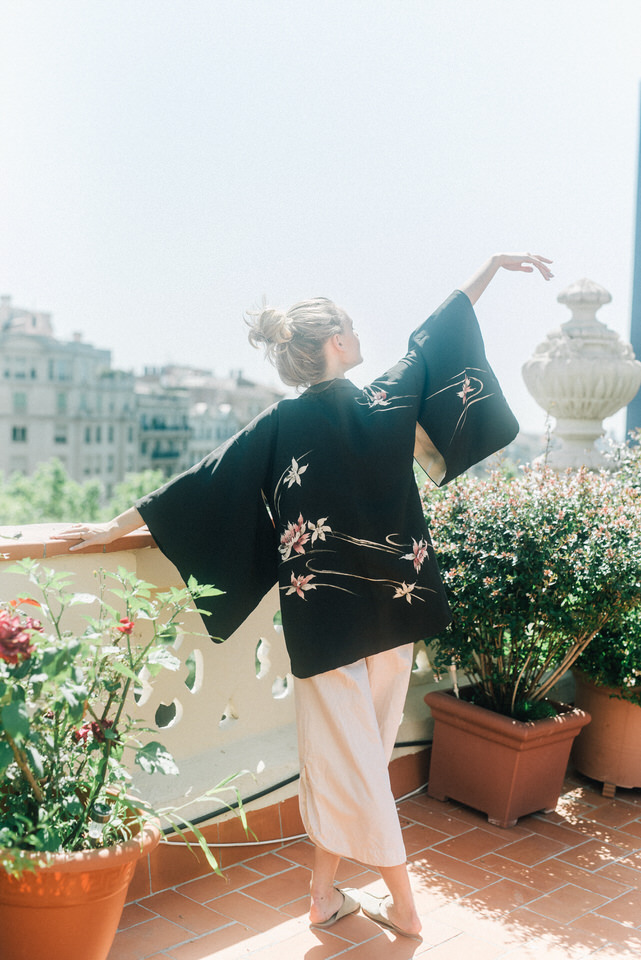 kimono-chaqueta