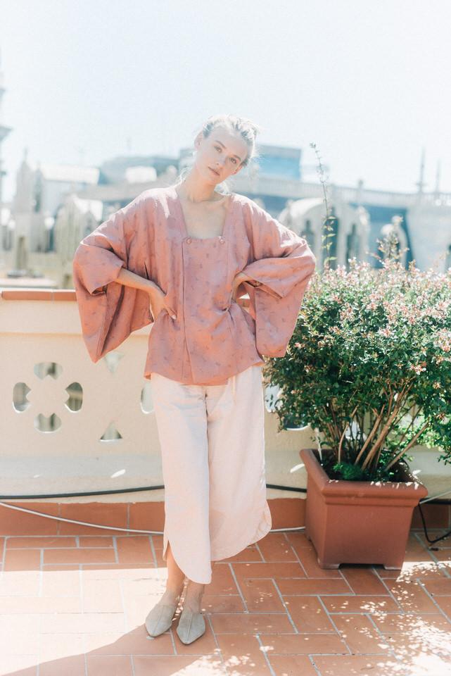 kimono-corto-rosa