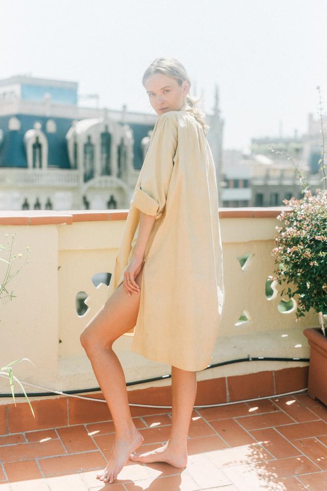 vestido-camisero-playa