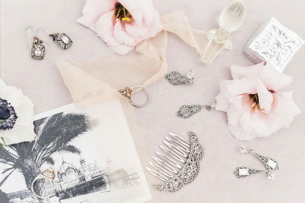 complementos de novia civil