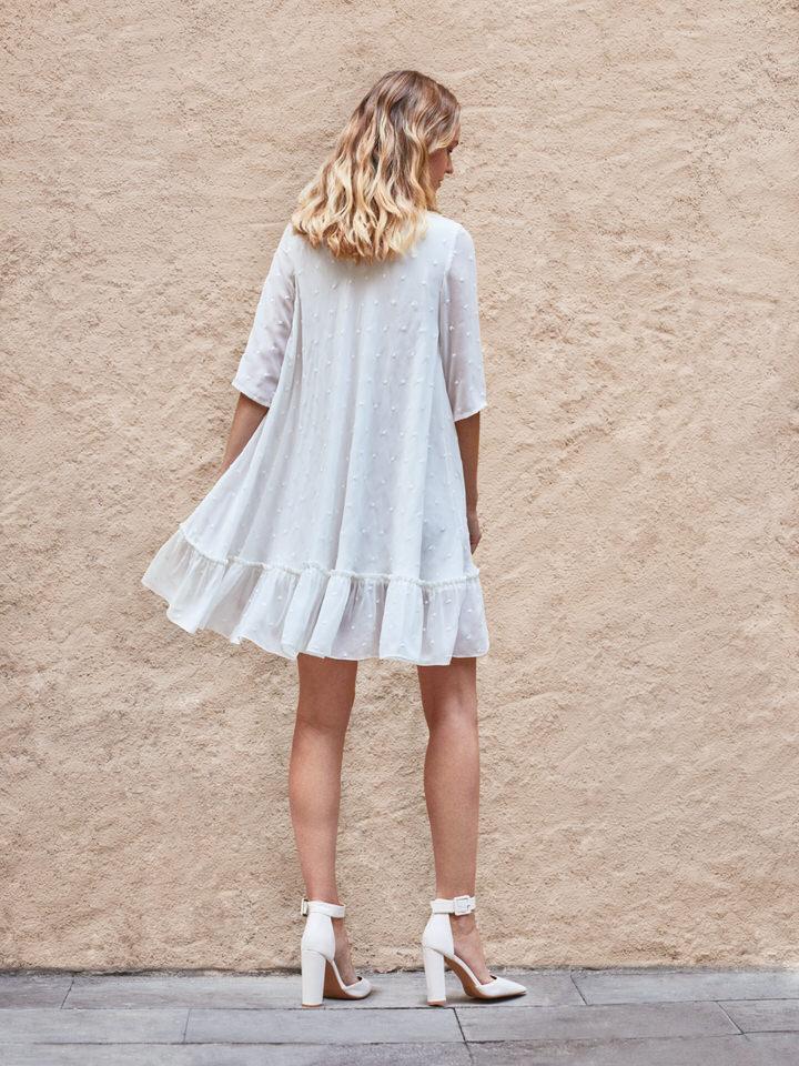 vestido novia pretaporter